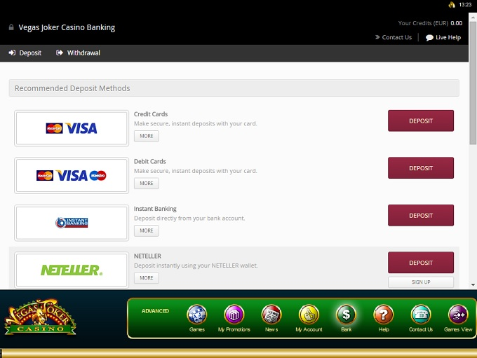 how to play casino online joker online