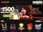 MadSlots Casino Home Page
