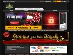 EuroCasinoBet Home Page