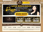 Bogart Casino Home Page