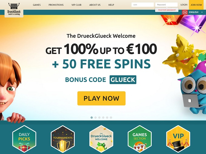 Check Out Our Cool TV Show and Adverts | DrueckGlueck
