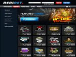 RealBet Home Page