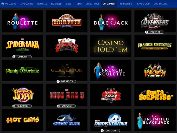 microgaming casino signup bonus