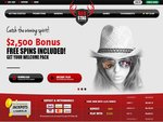 Red Stag Casino Home Page