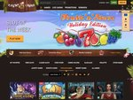 Caribic Casino Home Page