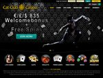 Cat Club Casino Home Page