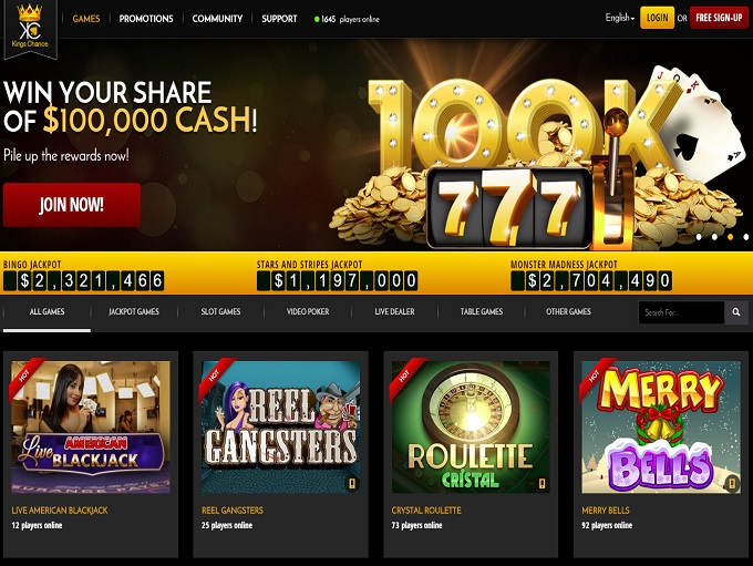 Real casino slot games
