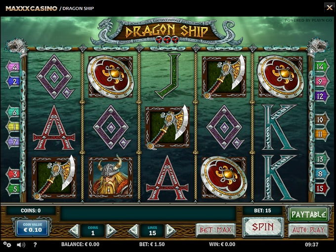 Maxxx Casino Review