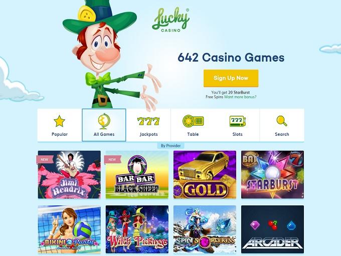 Casino games new