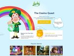 LuckyCasino Home Page