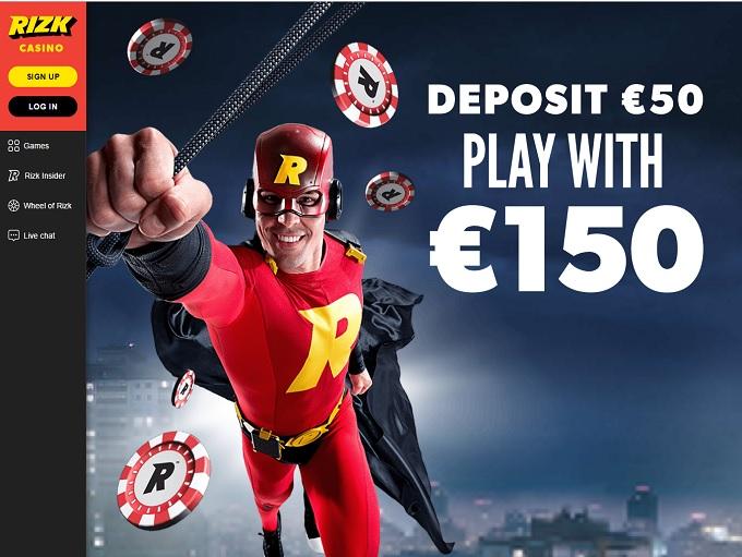 Responsible Gaming - Rizk Online Casino