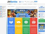 24Bettle Home Page