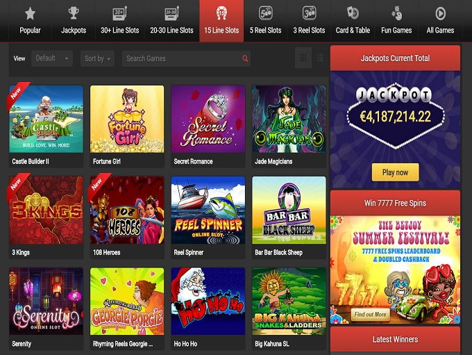 online-casino review