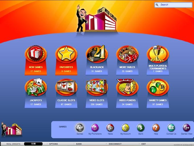 First Online Casino