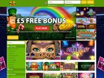 Slot Fruity Home Page