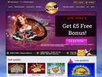 Lucks Casino Home Page