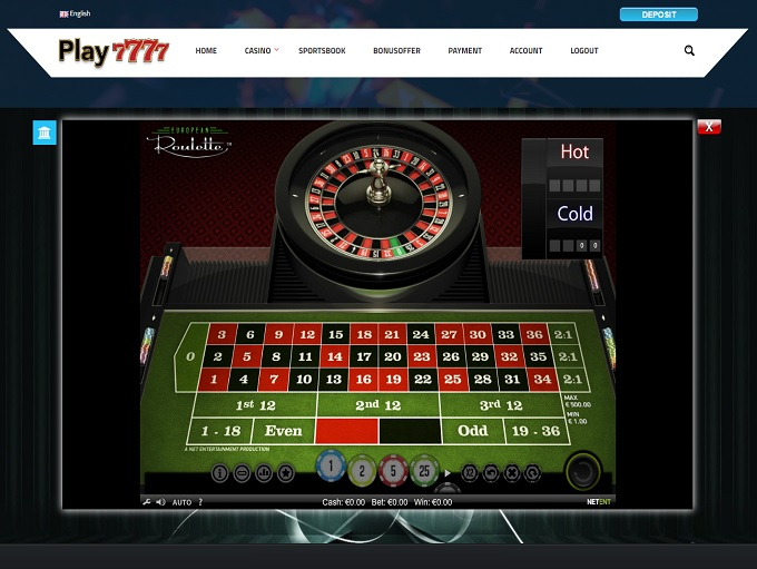 play 7777 casino