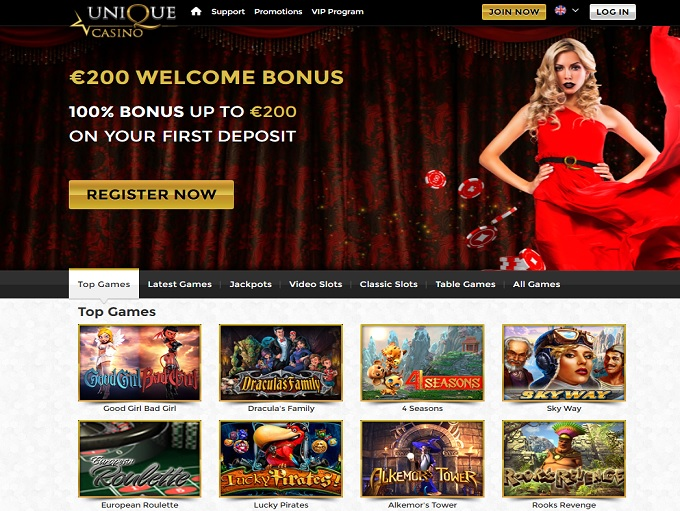 casino unique.com