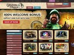 Madame Chance Casino Home Page