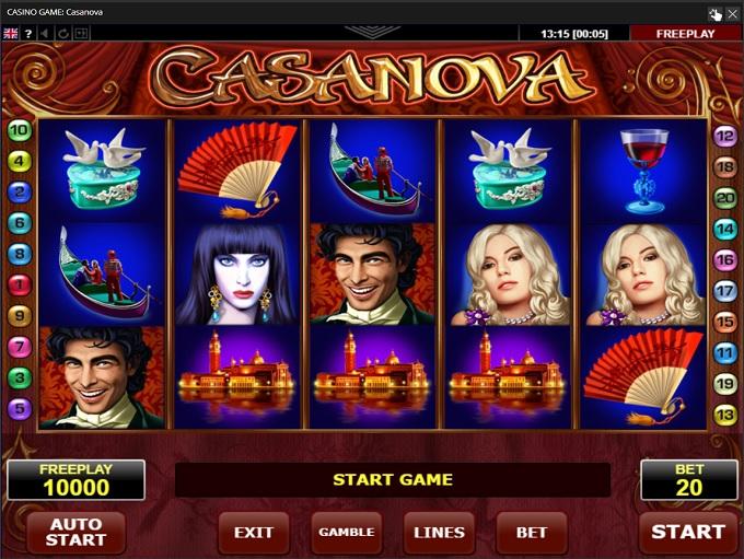Casino Wilds