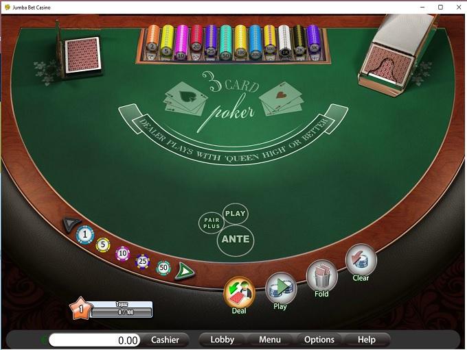 jumba bet casino code