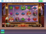 Multilotto Casino Home Page