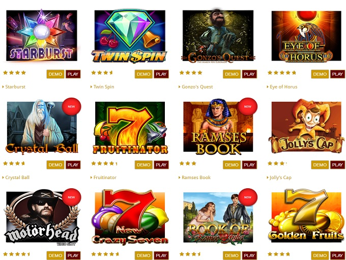 free online casino games lord od