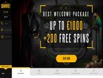 Shadow Bet Casino Home Page
