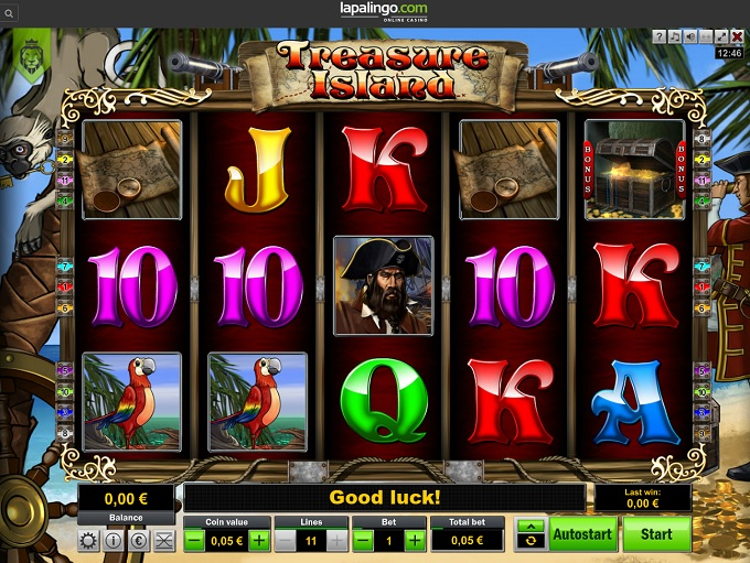 lapalingo casino login