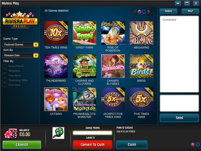 free play casino no deposit