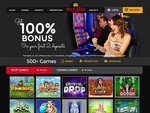 Royalio Casino Home Page