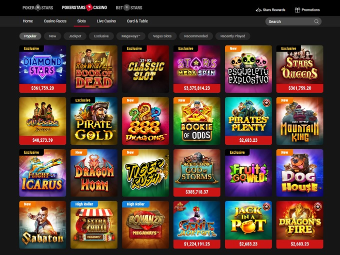 Pokerstars online casino get bonus code for $1,500 deposit bonus Falls online real money craps