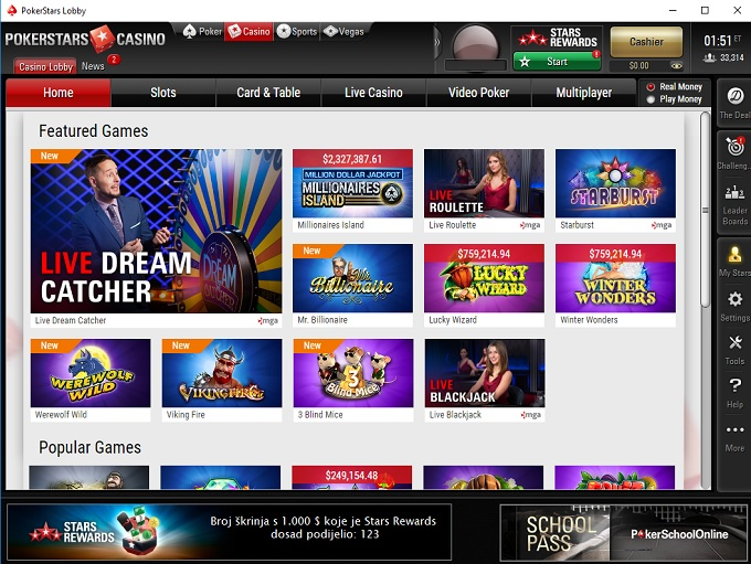 casino poker online stars games casino