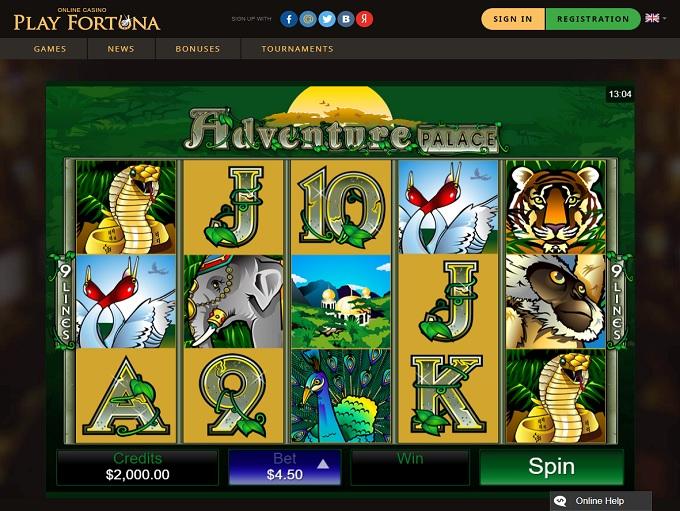 Fortuna 18 – Online Casino Game Reviews