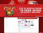 Win2Fun Casino Bank