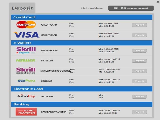 Wonclub Casino Review - Wonclub™ Slots & Bonus | wonclub.com