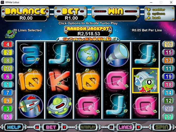 Casino moons slots