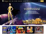 Space Lilly Casino Home Page