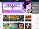 CasinoPop Home Page