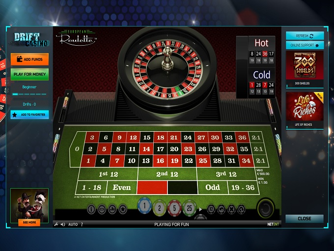 dirty roulette app android