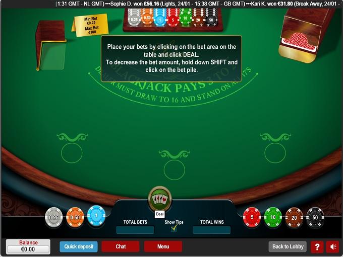 lucky bets casino
