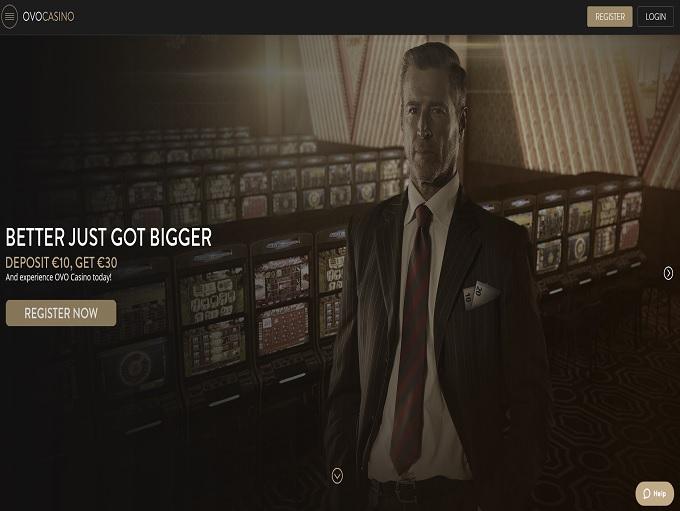 Online Casino Ovo