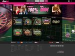 Wanabet Casino Home Page
