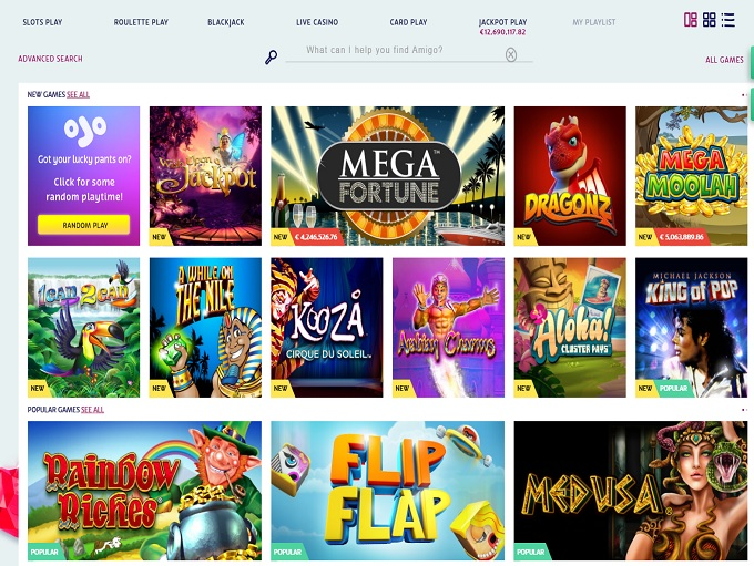 Play Aloha Cluster Pays Slot with Cash Back | PlayOJO
