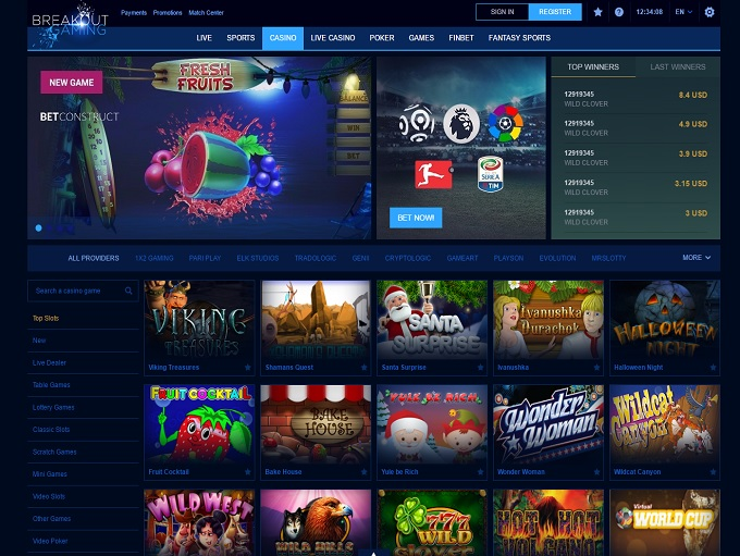 online casino games reviews online gaming