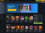 Tangiers Casino Home Page