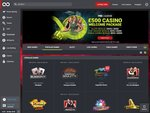Matchbook Casino Home Page