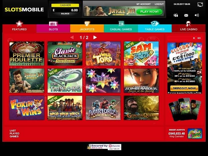 free online mobile slots www kostenlosspielen net