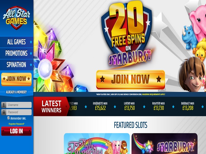 star games casino online