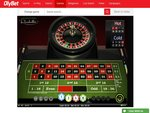 OlyBet Casino Home Page